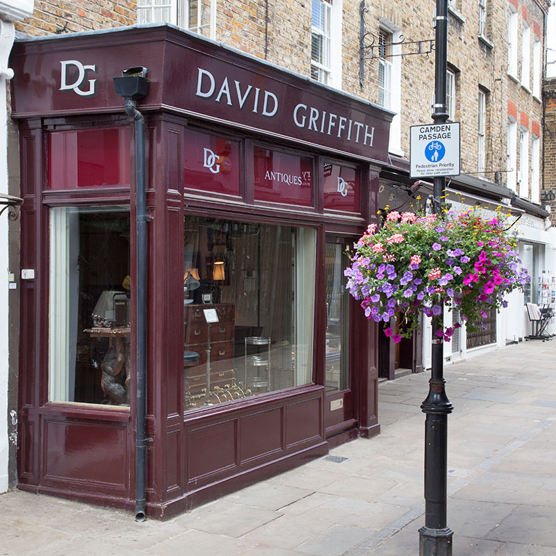 David Griffith Antiques, Camden Passage